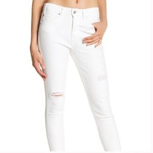 Levi's 721 Vintage High Rise Skinny Jeans
